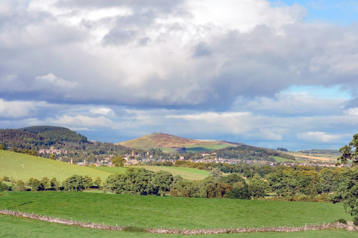 Crieff Town, Heart of Strathearn, Perthshire
