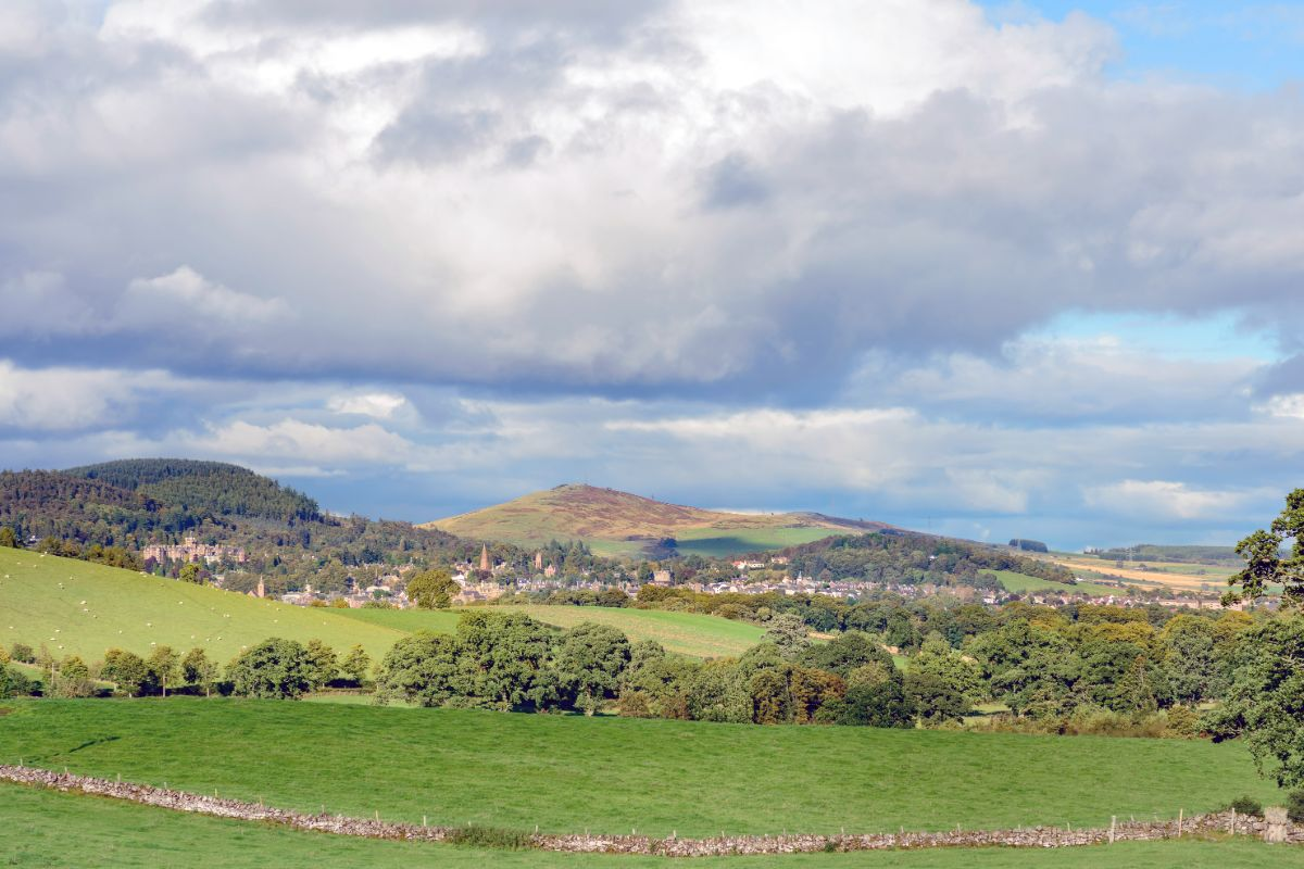 Leven House Bed and Breakfast Crieff