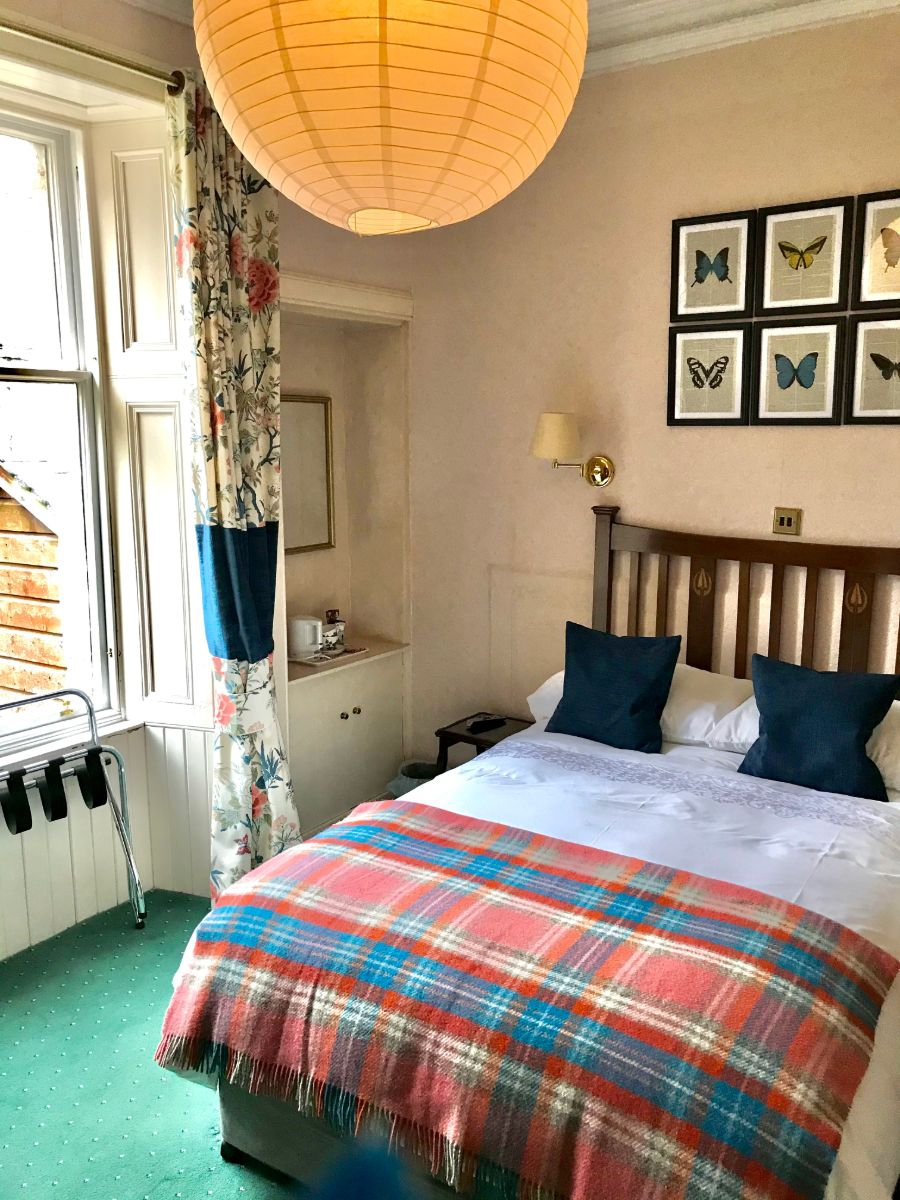 Double Room Leven House Bed and Breakfast Crieff